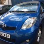 Toyota Yaris 1.0 VVT-i TR 3dr 1 OWNER FROM NEW,£3150