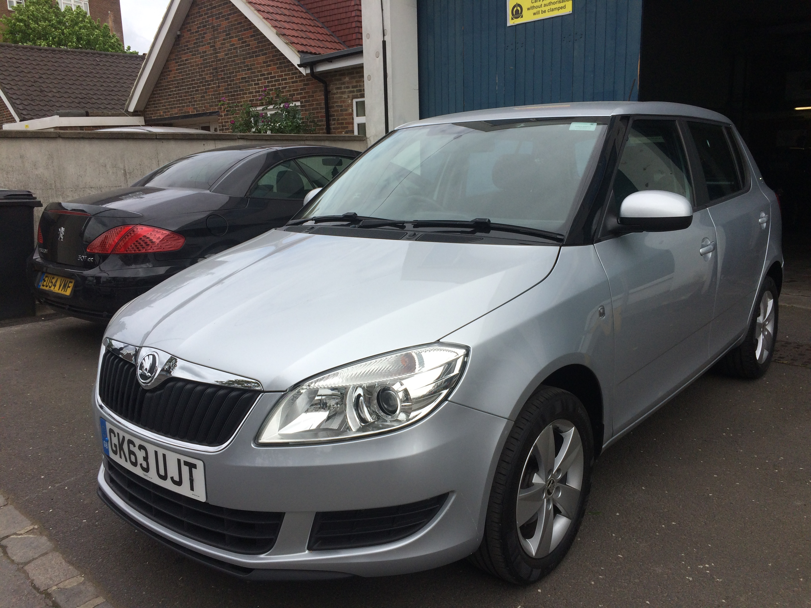 Skoda Fabia 1.2 SE 5dr 1 OWNER FROM NEW,1 YEAR MOT,£4990