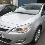 Vauxhall Astra 1.4 i VVT 16v Exclusiv 5dr 1 OWNER FROM NEW,£4650