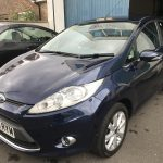 Ford Fiesta 1.25 Zetec 5dr FULL SERVICE HISTORY FROM FORD,£4890