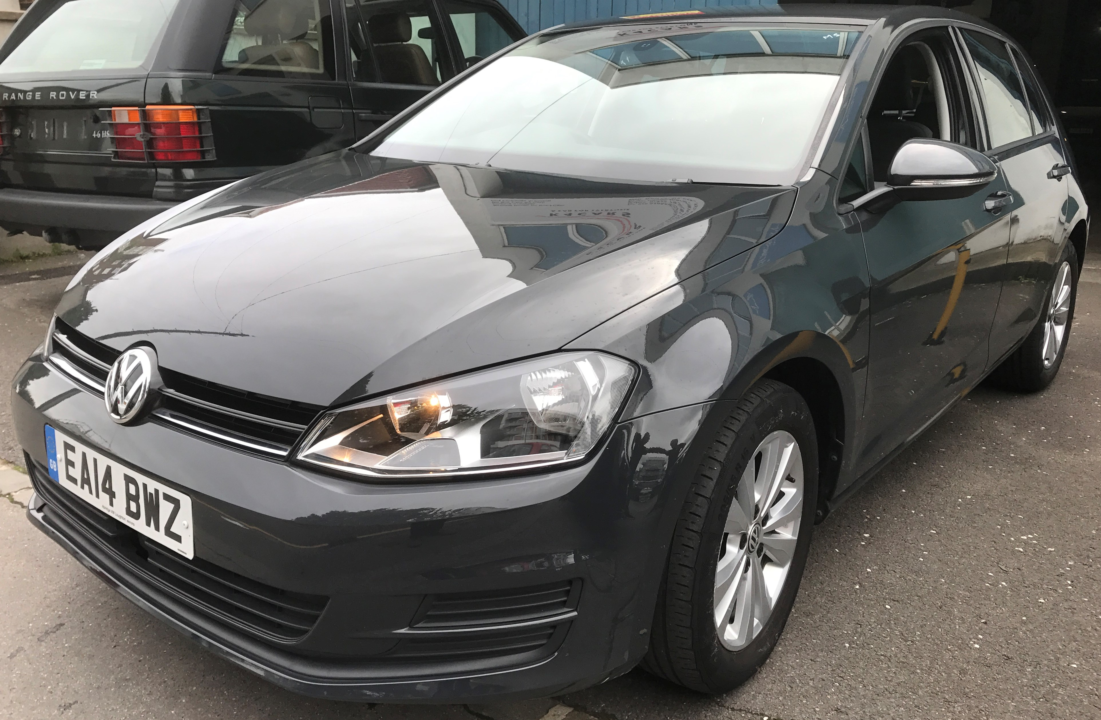 Volkswagen Golf 1.6 TDI BlueMotion Tech SE Hatchback DSG 5dr (start/stop) 1 OWNER ,FINANCE AVAILABLE,£10990